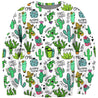 3D All Over Printing Cactus Quotes Shirt