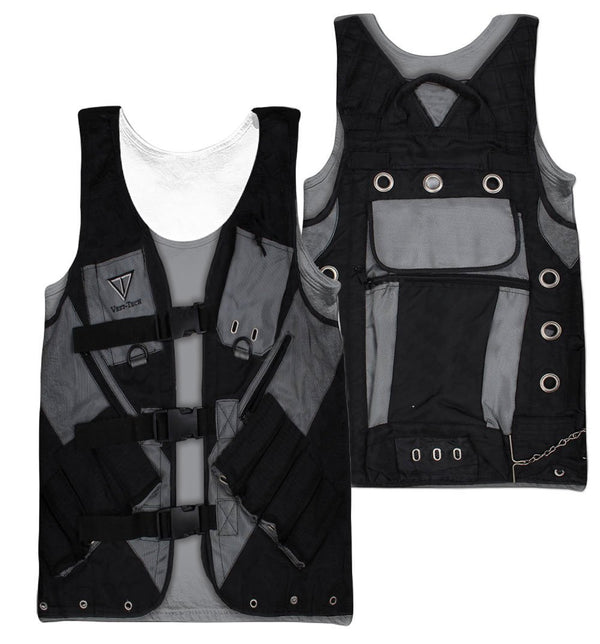 3D All Over Amazing Electrican Tank Top - Jumanteez - Apparel