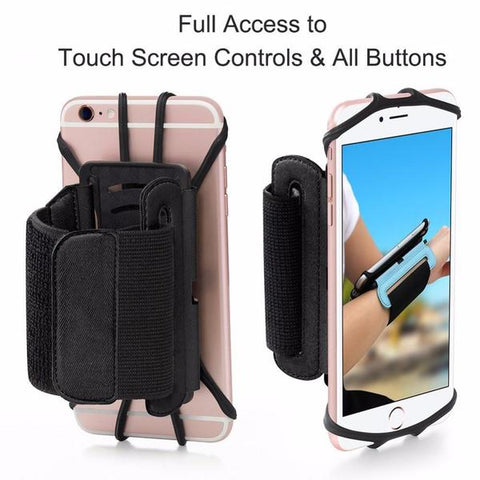 180 Running Armband Cell Holder hands free