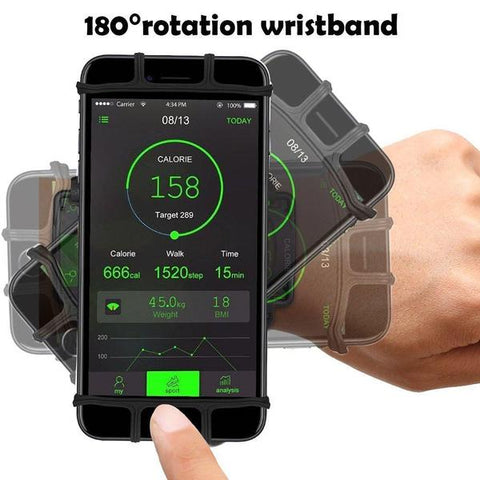 180 Running Armband Cell Holder wristband