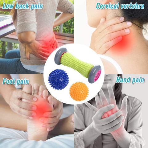 Massage Therapy: foot pain, neck pain, hand pain, low back pain | Revolutionize Fitness