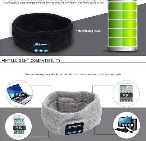 RunPhone Wireless Headband