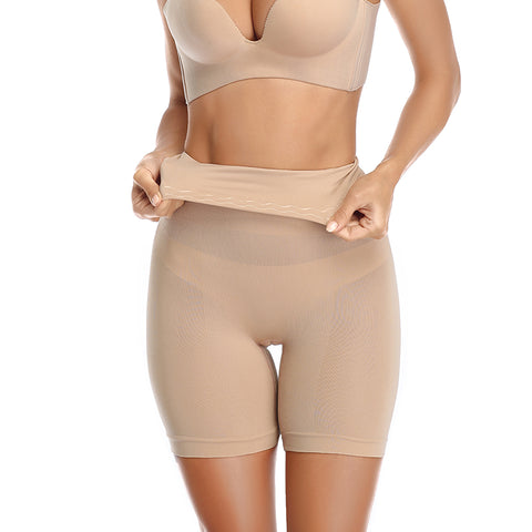 High Waisted Body Shaper Shorts