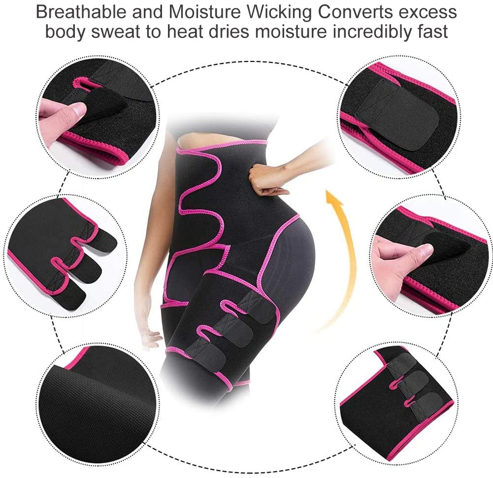 3 in 1 Butt Lifting Waist & Thigh Trainer