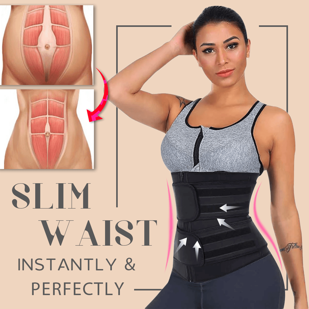 Waist Trainer Sweat Belt