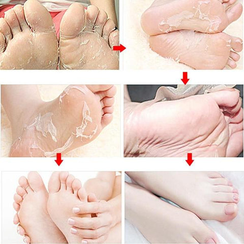 Foot Care Exfoliating Mask Socks