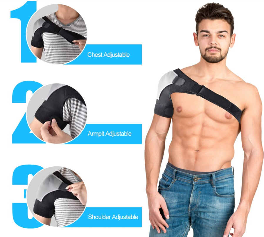 Orthopedic Shoulder Brace For Pain Relief