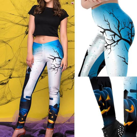 Halloween Nightmare Leggings