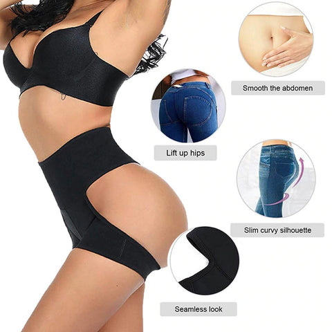 Panty Shaper Waist Shapewear Buttock Enhancer