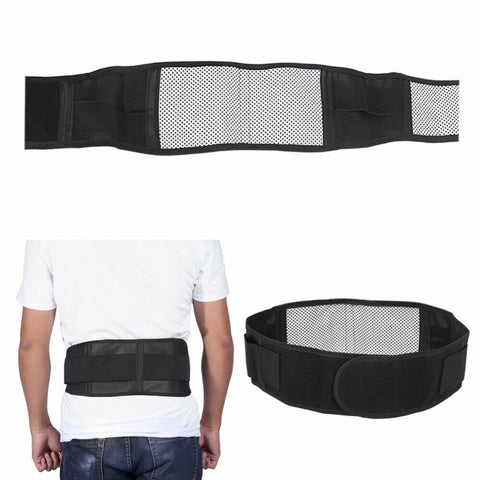 Waist Trainer Magnetic Therapy Back Support Belt