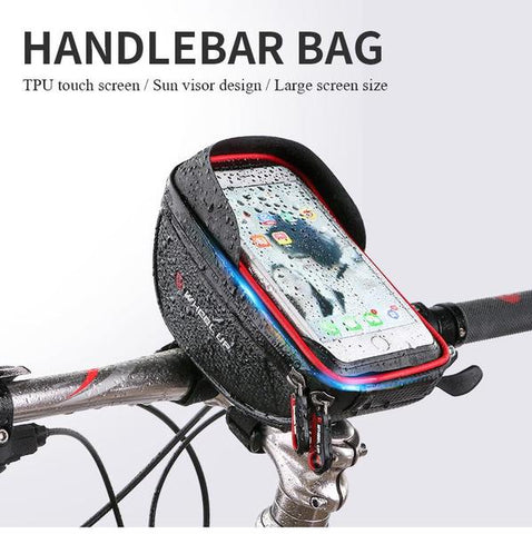 Ultimate Cycling Cellphone Bag