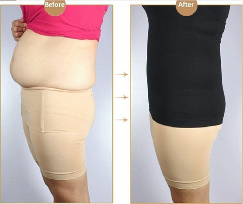 High Waist Shaping Shorts