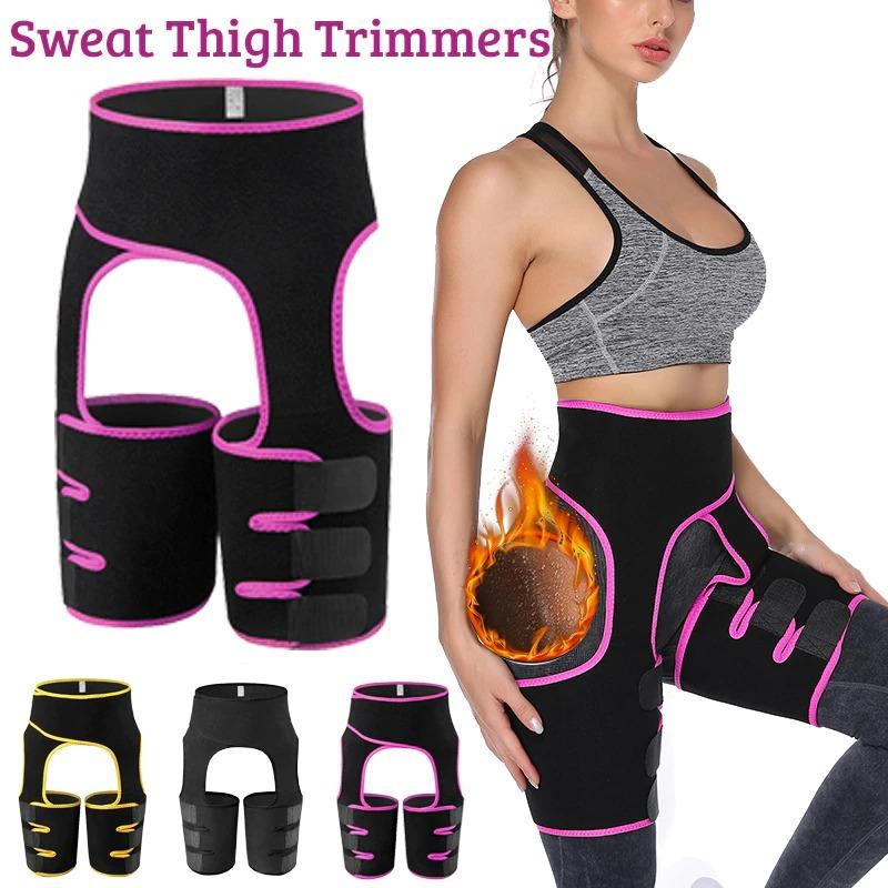 3 in 1 Lower Belly Waist Trainer Butt Lifting Leg Shaper - ClepssyFit