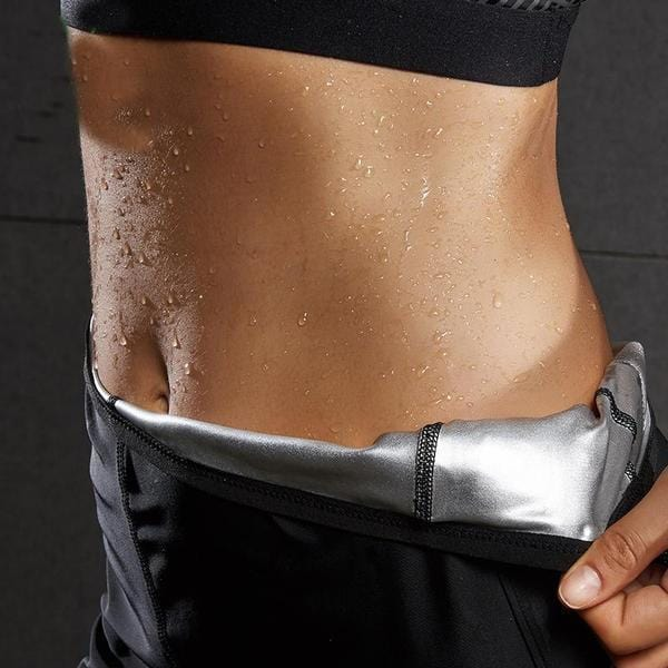 Sweat Hot Pants for Rapid Weight Loss
