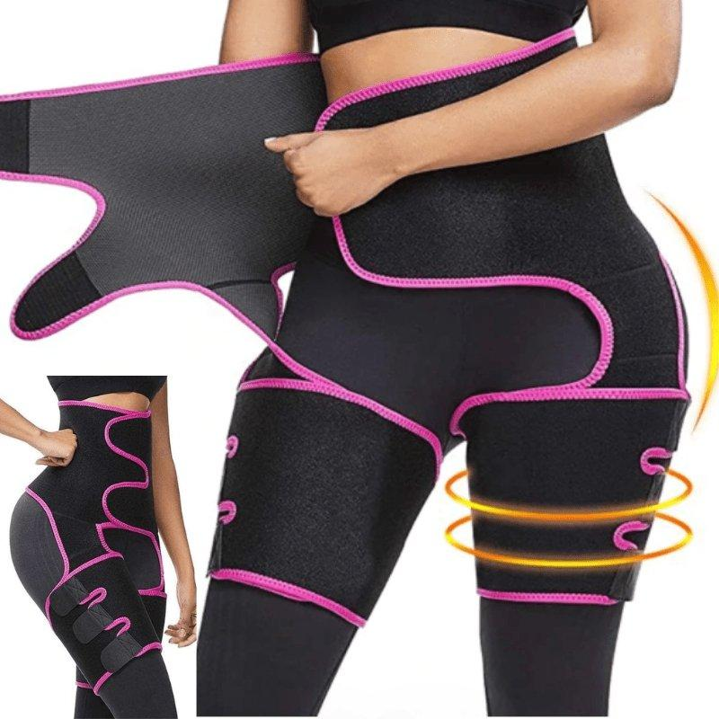 Clepssyfit 3 in 1 Thigh and Waist Trimmer Butt Lifter - ClepssyFit