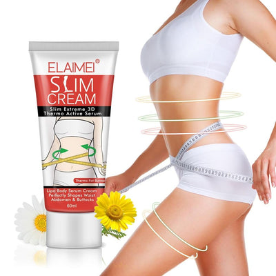 Slimming Body Contouring Cream - ClepssyFit
