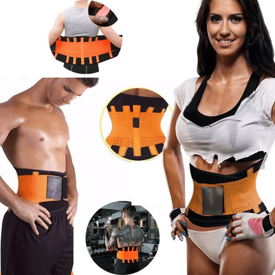 Sweat Band Workout Waist Trainer - ClepssyFit