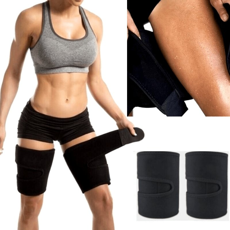Thigh Shaper Slimming Wraps - ClepssyFit
