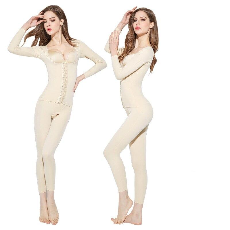 Women's Full Body Shapewear Slimming Bodysuit - ClepssyFit