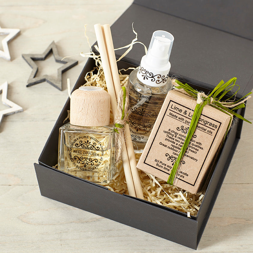 Mini Home Hamper.