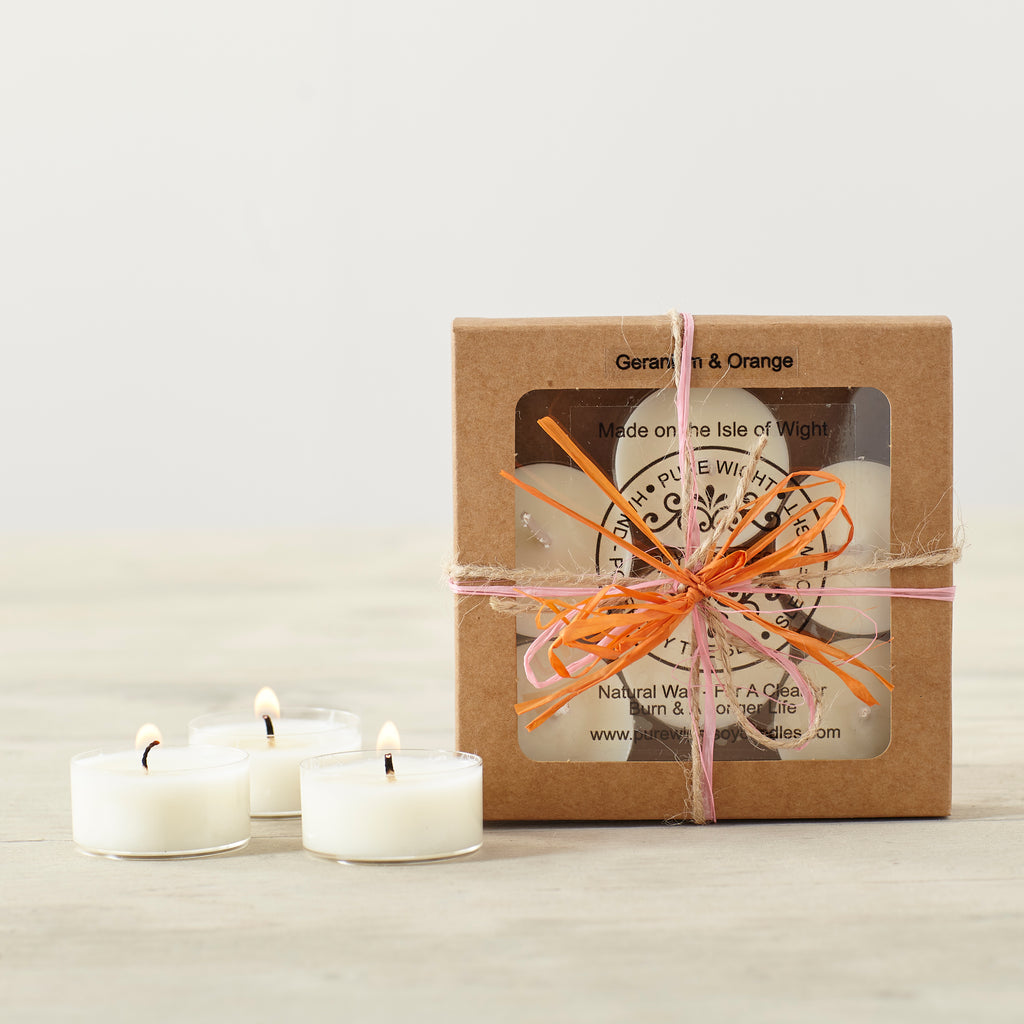 Pack of 6 Tea Lights