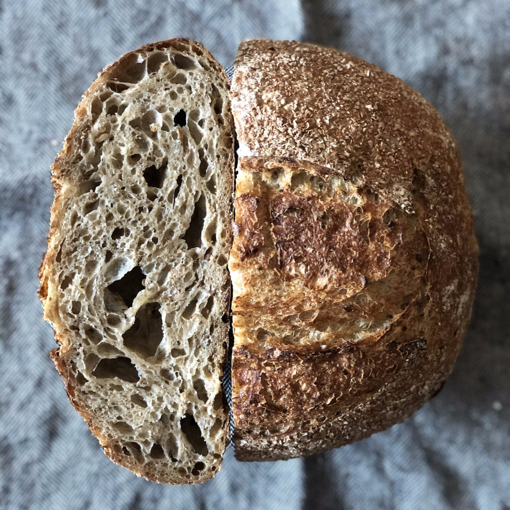 Rye & Spent Grain Sourdough
