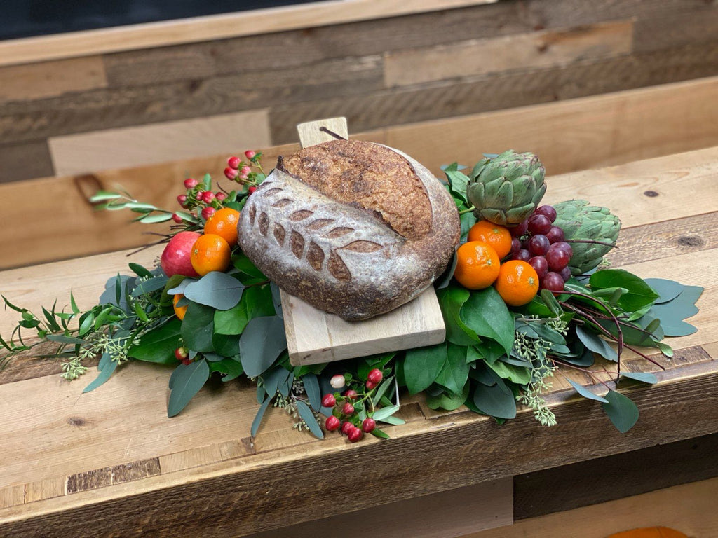 Green Bay Floral • The Ultimate Bread Lovers Table