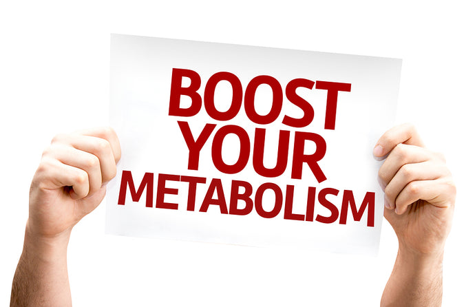 Six ways to boost your metabolism