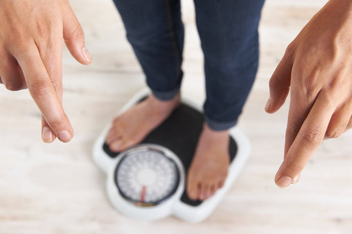 Five reasons not to weigh yourself