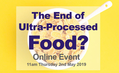 The End of Ultra-Processed Food