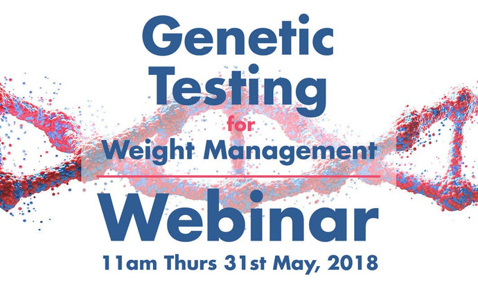 Genetic Testing for Weight Management - Recorded Package