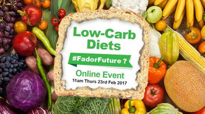 Low-Carb Diets - Fad or Future? - Recorded Webinar Value Package