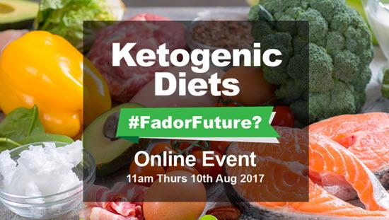 Ketogenic Diets #FadOrFuture? - Recorded Value Package