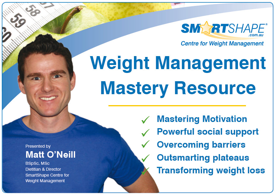 Matt O'Neill's Weight Management Mastery Resource