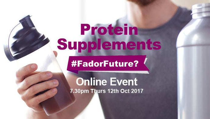 Protein Supplements #FadOrFuture? - Recorded Package