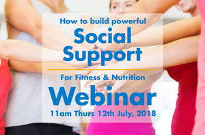 Building Powerful Social Support Webinar - Recorded Package