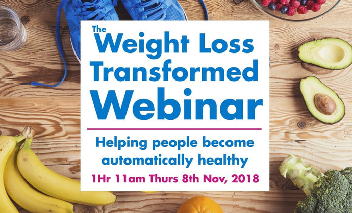 Weight Loss Transformed Webinar - Recorded Package