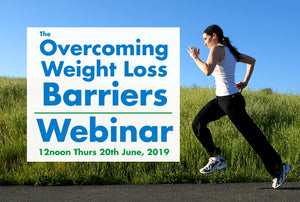 Overcoming Weight Loss Barriers Webinar