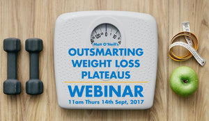 Outsmarting Weight Loss Plateaus Webinar - Recorded Package