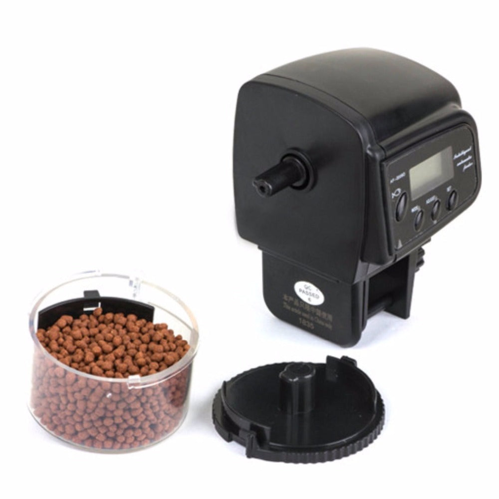 65ml Automatic Food Feeder With Timer