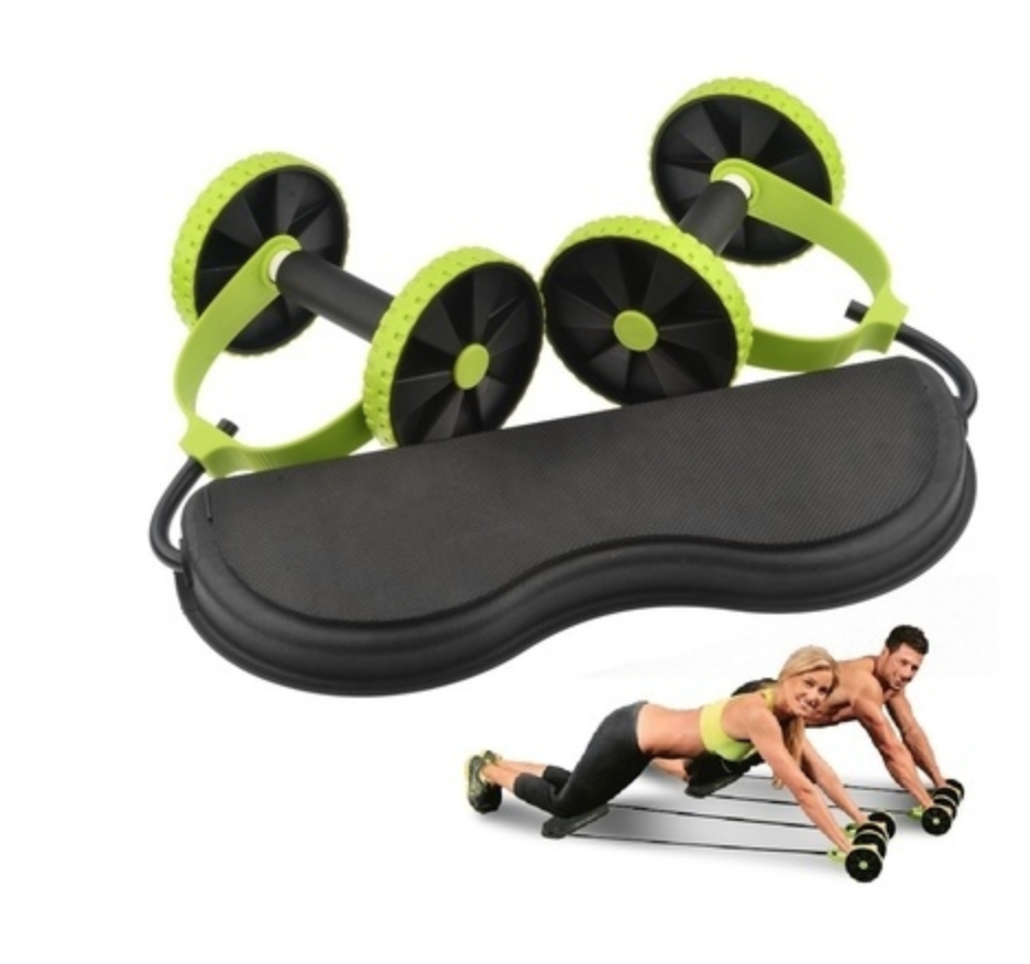 Easy Roll Ab Trainer™ - Abdominal and Full Body Workout