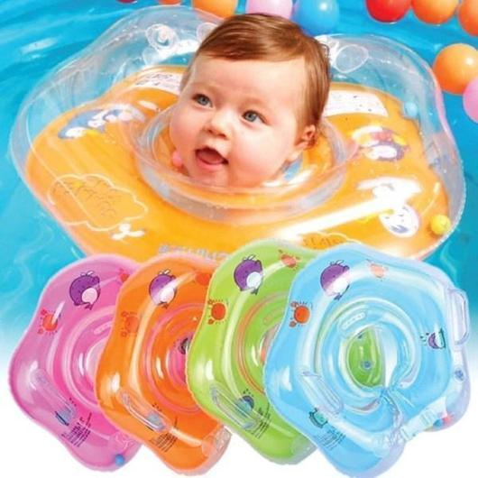 Infant Swimming Neck Ring