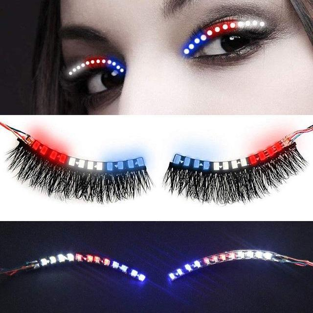LED Eyelashes - geniesave