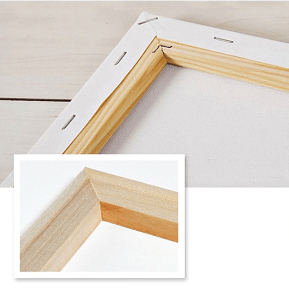 DIY Wooden Frame (Canvas Stretcher) 40x50cm