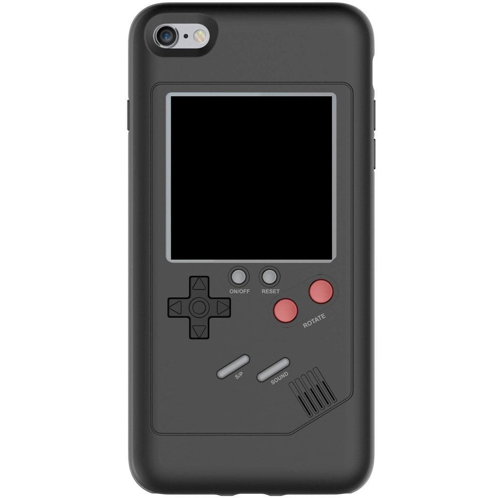 Full Color Display Game Phone Case for iPhone