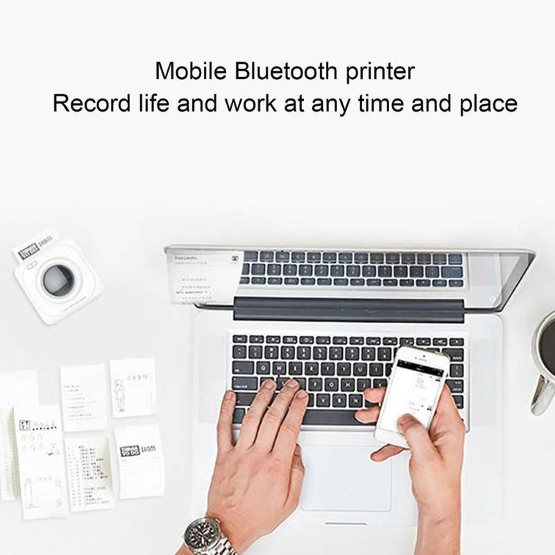 Affordable Pocket Mobile Printer Portable Bluetooth 4.0 Printer