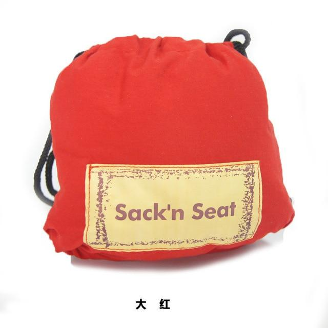 The Portable Sack And Seat Highchair - geniesave