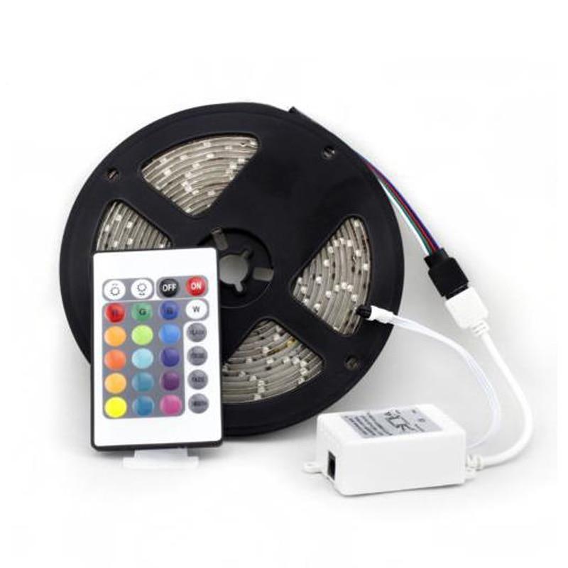 Home Bright LED Strip With Remote - geniesave