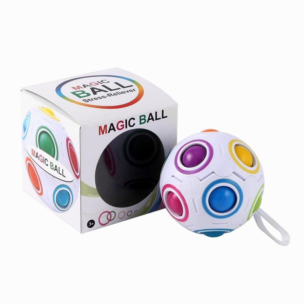 Magic Puzzle Ball - geniesave