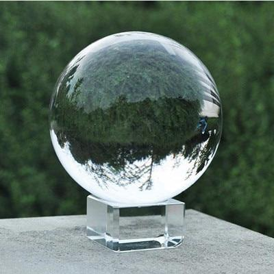 Crystal Ball – Photography Prop Sphere Lens Ball - geniesave